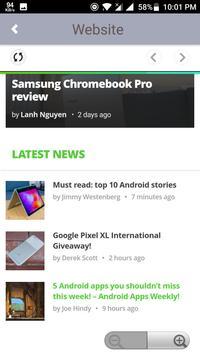 Techno News apk screenshot
