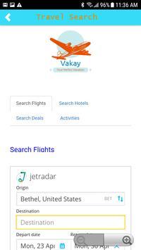 Vakay screenshot 1
