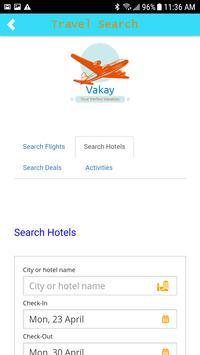 Vakay screenshot 2