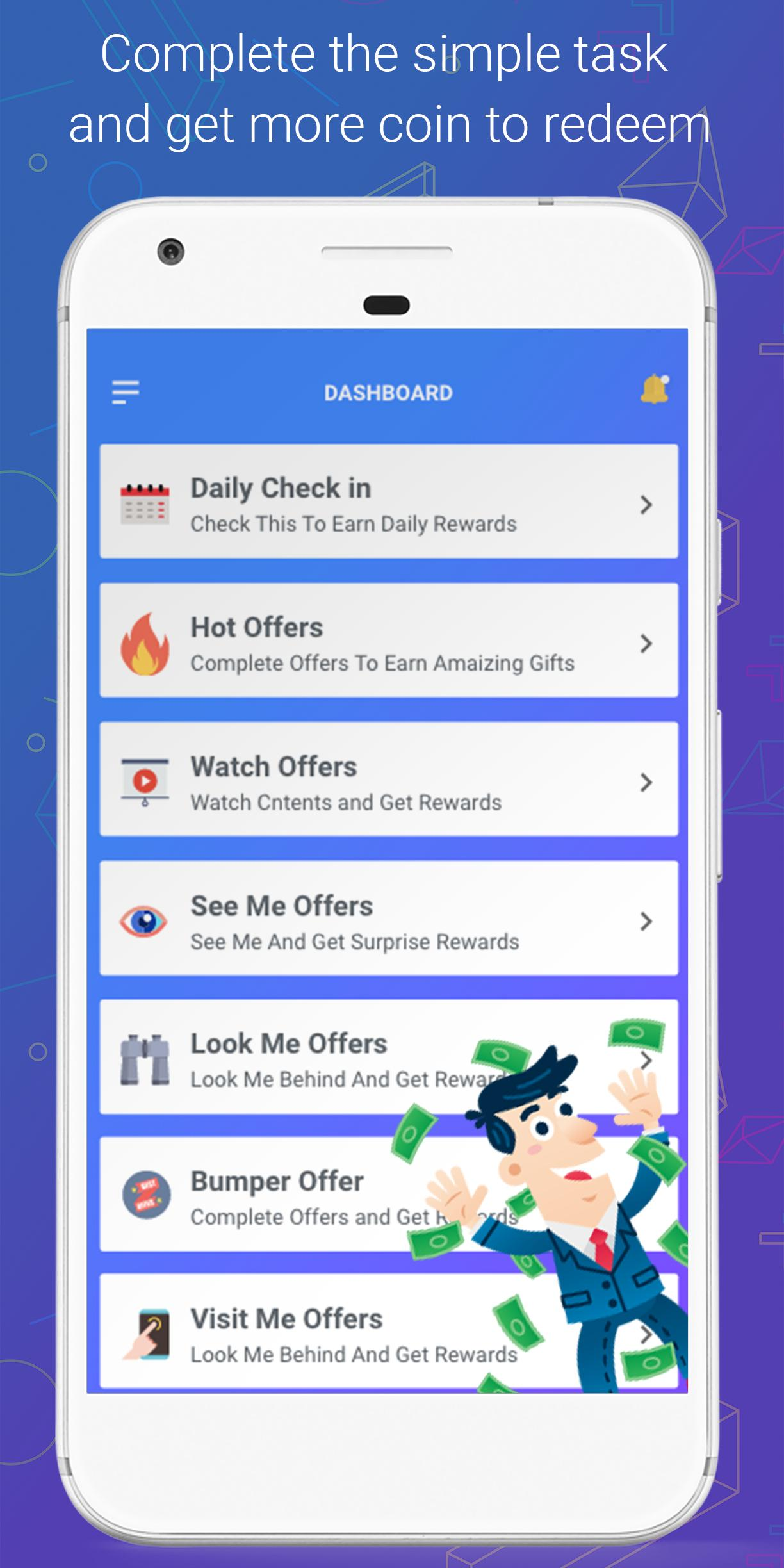 Tezz Reward App for Android - APK Download