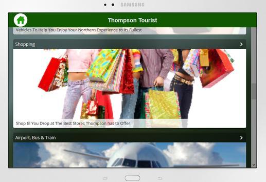 Thompson Guide apk screenshot