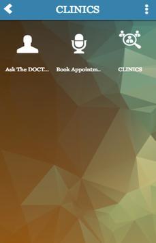 the DOCTORS apk screenshot