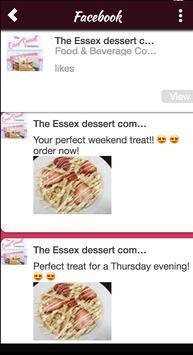 The Essex Dessert Company screenshot 5