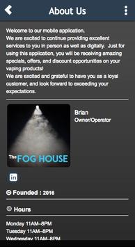 The Fog House apk screenshot
