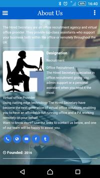 The Hired Secretary poster
