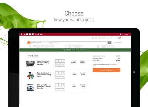 The Range Store UK screenshot 5