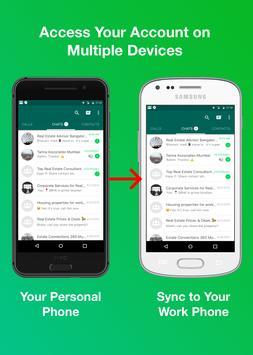 Multi Messenger تصوير الشاشة 1