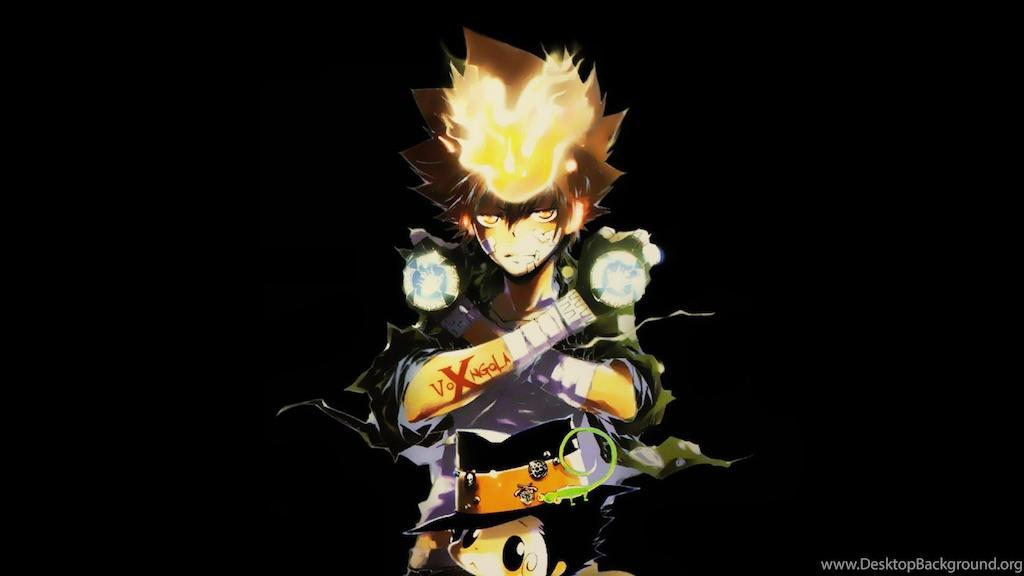 Katekyo Hitman Reborn Wallpaper For Android Apk Download