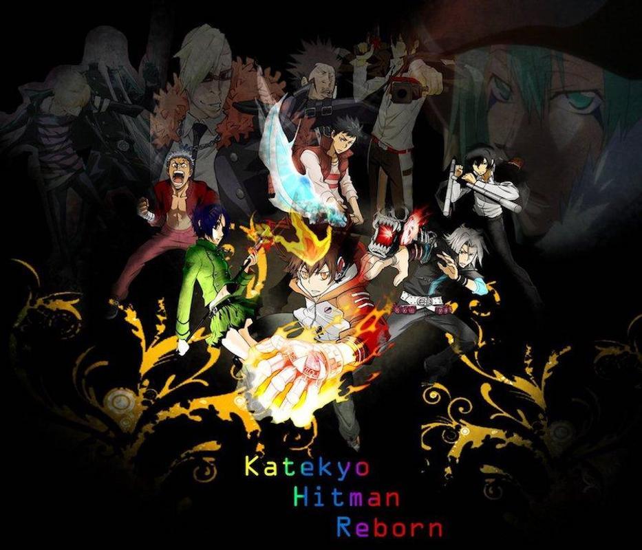 Katekyo hitman reborn wallpapers