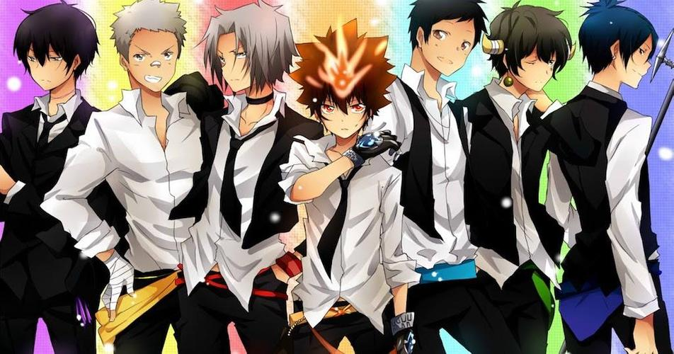 Katekyo Hitman Reborn Wallpaper Apk 1 0 Download For Android