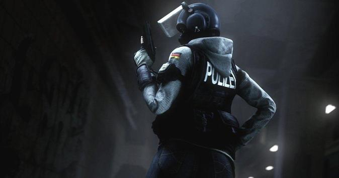 The description of Rainbow Six Siege Wallpaper