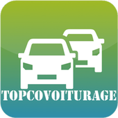 TOPcovoiturage-covoiturage icon