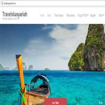 .Traveloka-Syariah apk screenshot