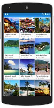 Travel SEA - South East Asia Beautiful Beach Guide screenshot 2