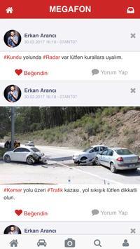 Antalya Trafik ve Yol Durumu poster