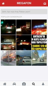 Antalya Trafik ve Yol Durumu apk screenshot