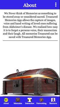 Treasured Memories poster