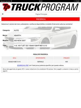 Truck Program screenshot 11