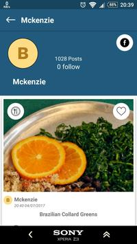 Food recipes with breakfast and dinner ideas screenshot 6