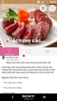 Dạy nấu món ăn ngon mỗi ngày screenshot 4