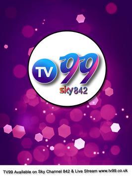 Tv99 SKY842 poster