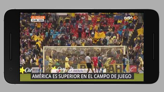 TV de México Televisión Méxicana y Mas captura de pantalla 5