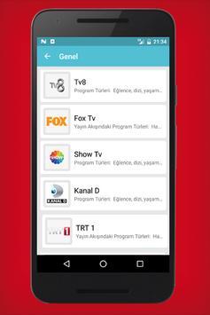 Tv Burada - Canlı Tv screenshot 9