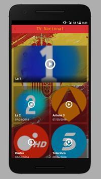 TV España Televisión TDT y Mas screenshot 2