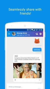 Udaan Messenger (Unreleased) apk screenshot