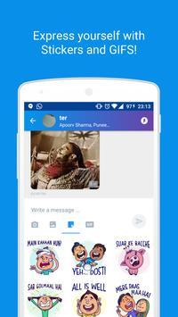 Udaan Messenger (Unreleased) screenshot 4
