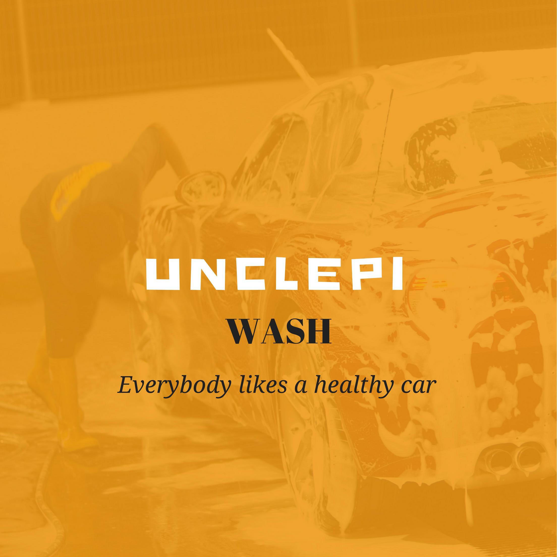 UnclePi Wash poster
