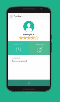 United Taxi App Driver apk screenshot