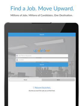 Upward.net - Job Search apk screenshot