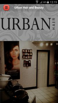 Urban Hair and Beauty poster