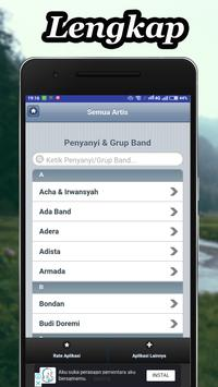 Kunci Gitar Indonesia screenshot 1