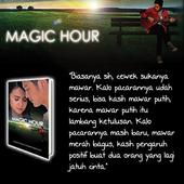 31 Kata Kata Romantis Magic Hour Kata Kata Mutiara Bucin