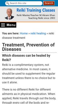 Reiki Master in Lahore apk screenshot