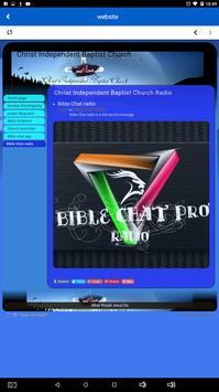 Bible Chat pro Radio apk screenshot