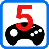 Best video games (top 5) icon