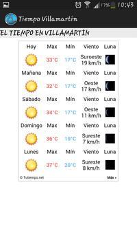VillamartínApp apk screenshot