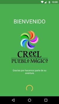 Visit Creel poster