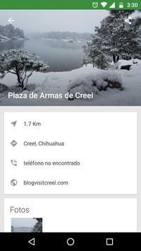 Visit Creel screenshot 3