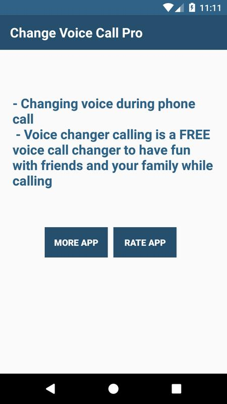 How to change voice while calling | Download Change Voice While