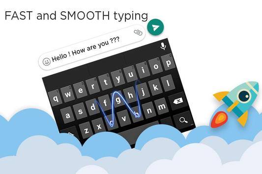 English (New Zealand) Voice Typing Keyboard poster