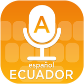 Ecuador (Spanish) Voice Typing Keyboard icon