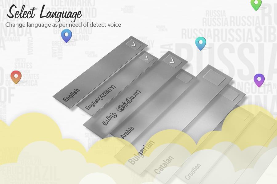 Tamil Voice Type Keyboard - தமிழ் குரல்