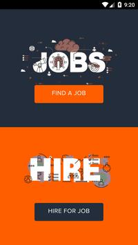 Wage - Your job, Your choice poster