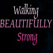 Walking Beautifully Strong icon