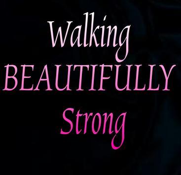 Walking Beautifully Strong screenshot 2