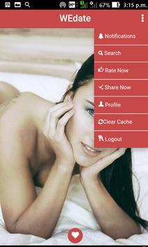 WEdate- Find True Love Here Absolutely Free screenshot 5